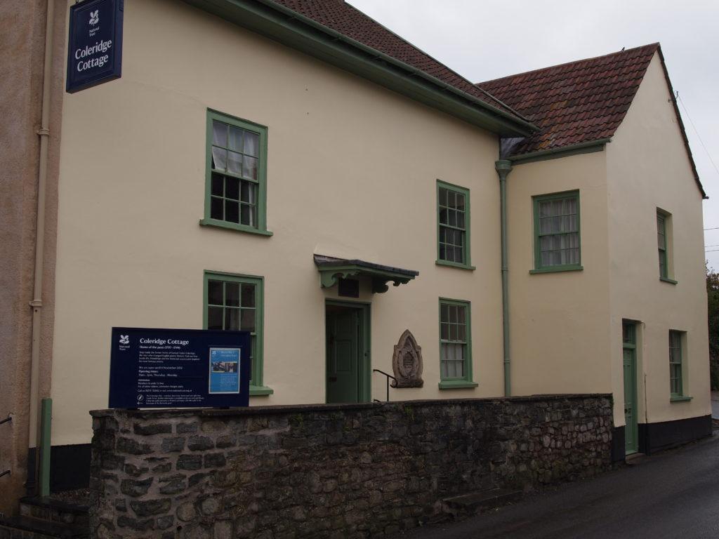 Coleridge Cottage, Nether Stowey